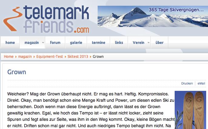 Telemark Friends