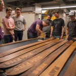 Building Eco Skis with ETH Engineering Students
