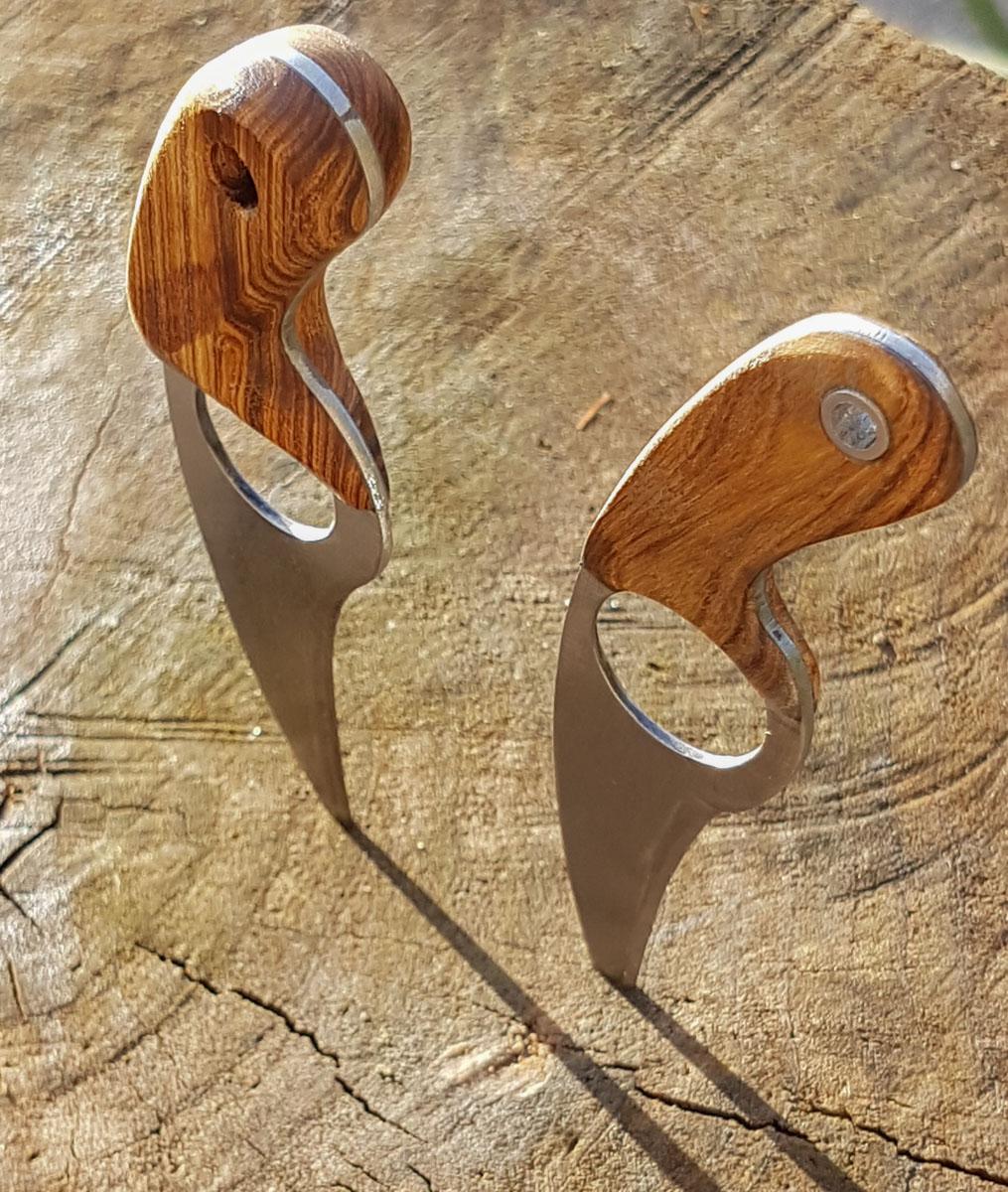 upcycled knife